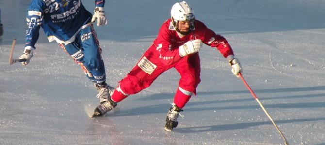 Sporturi mai puţin cunoscute: BANDY (fotbal pe gheaţă)