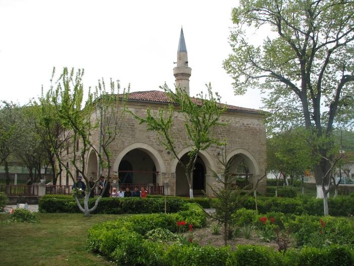 Moscheea Babadag