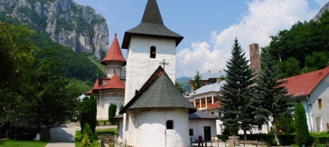 ALBA: Mănăstirea Râmeţ