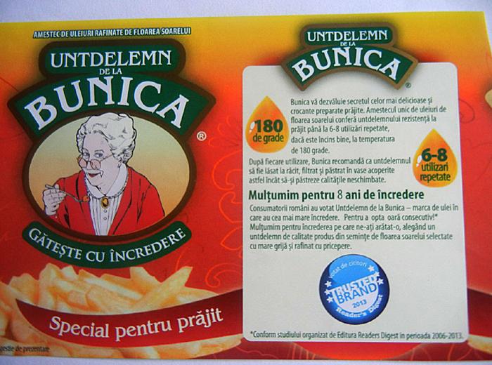 Ulei_Bunica
