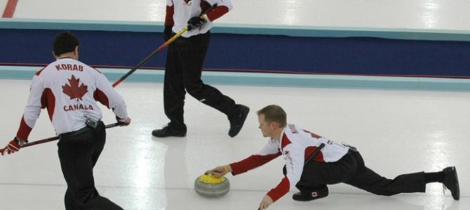 Sporturi mai puţin cunoscute: CURLING (şah pe gheaţă)