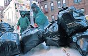 70.000 de dolari – salariul anual al unui gunoier