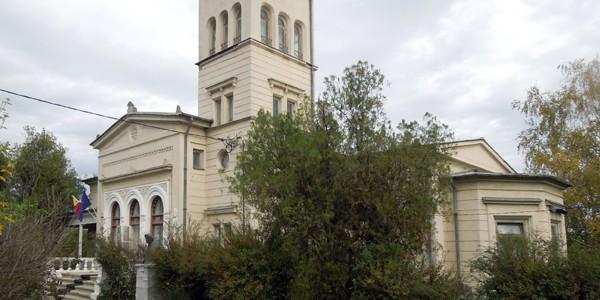 IAŞI: Casa cu Turn, una dintre casele memoriale Sadoveanu