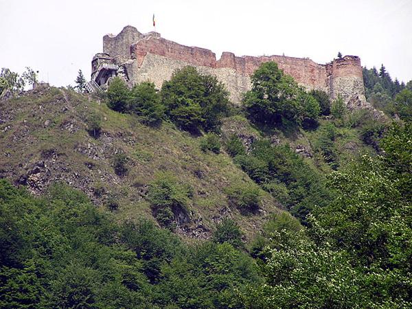 Cetatea-Poienari