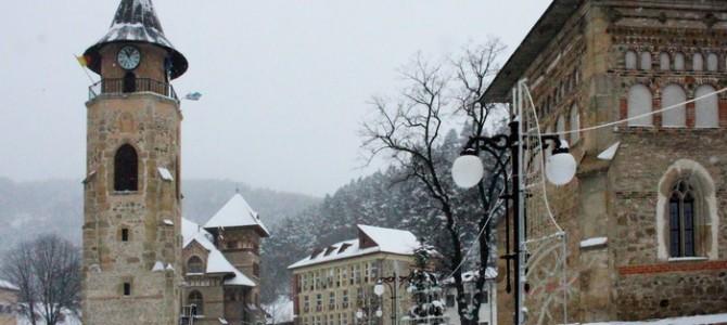 Piatra Neamţ, oraşul din jurul Turnului lui Ştefan cel Mare (galerie foto)