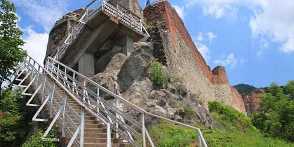 ARGEŞ: Cetatea lui Vlad Ţepeş de la Poenari