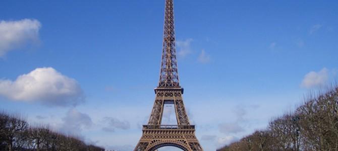 Maraton pe treptele de la Turnul Eiffel