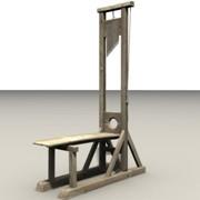 O invenţie pe zi: GHILOTINA