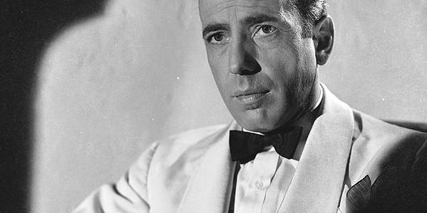 Humphrey Bogart, o legendă a cinematografului mondial