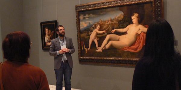"""Vizite cu ghidaj gratuit în expoziţia """"Ars Amandi"""" de la Muzeul Naţional de Artă"""