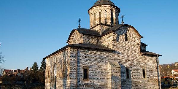 ARGEŞ: Biserica Domnească de la Curtea de Argeş