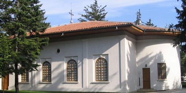BRĂILA: Singura geamie transformată în biserică ortodoxă