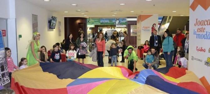 Ce surprize le-a pregătit Clubul Copiilor Bucureşti Mall celor mici în 2015