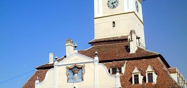 BRAŞOV: Casa Sfatului, primăria de altădată