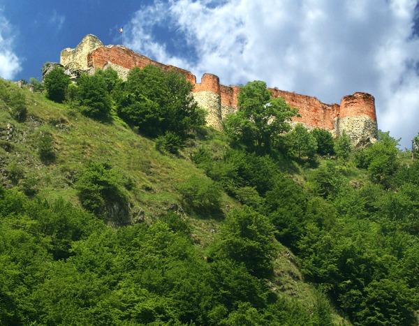 Cetatea-Poenari