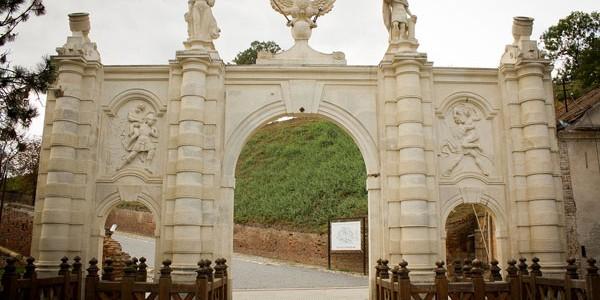 ALBA: Cetatea Alba Carolina, cea mai bine conservată fortificaţie Vauban din Europa