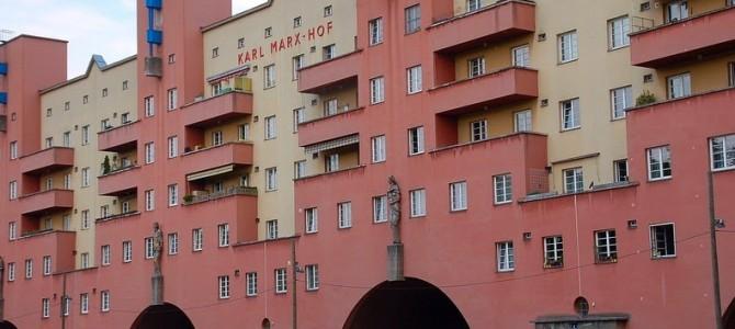 Karl Marx-Hof: Clădirea de locuinţe mai mare de un kilometru