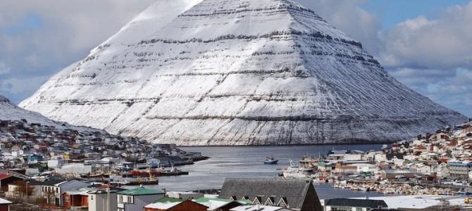 Klaksvik, cel mai important centru de pescuit din Insulele Feroe