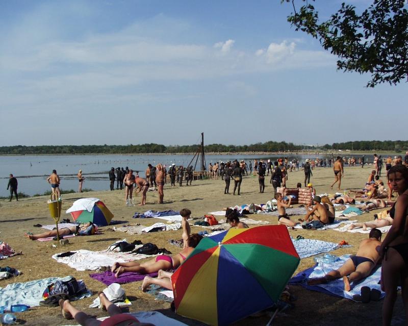 lacul sărat pentru varicoză)