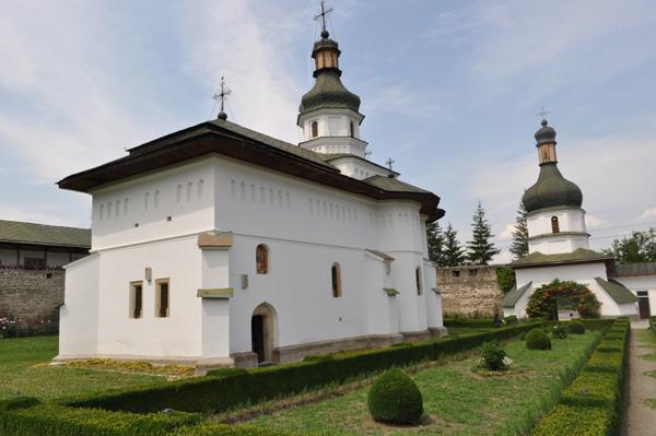 Manastirea-Bogdana