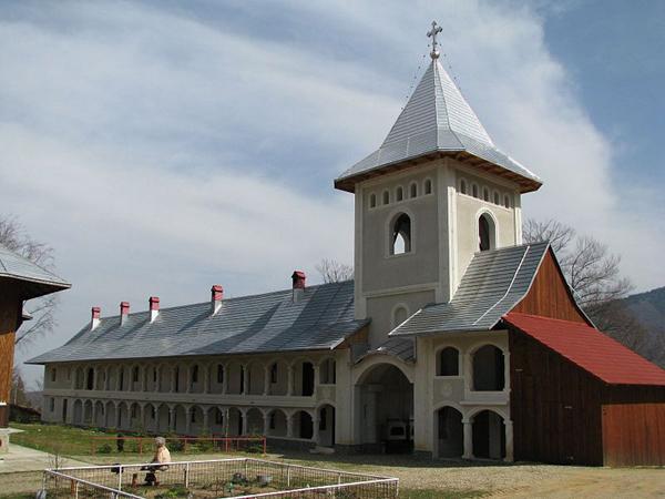 Manastirea-Dejani