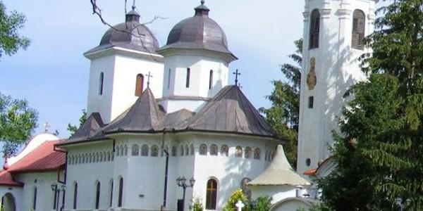 ARAD: Mănăstirea Hodoş-Bodrog