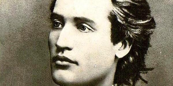 168 de ani de la naşterea poetului naţional Mihai Eminescu