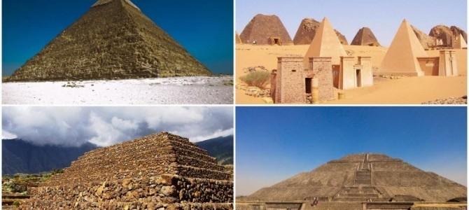 Piramidele lumii antice