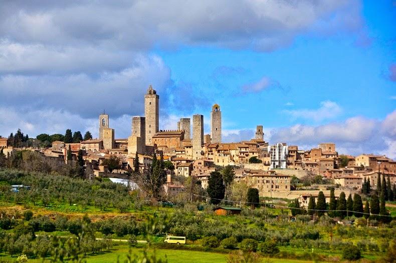 San Gimignano1