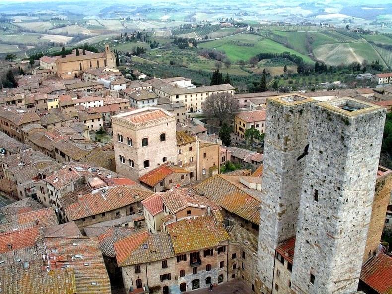 San Gimignano6