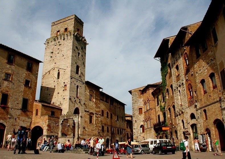 San Gimignano7