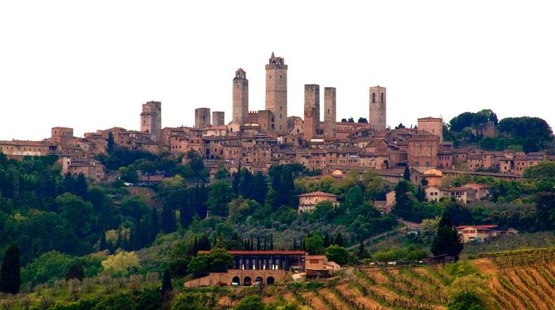 San Gimignano9
