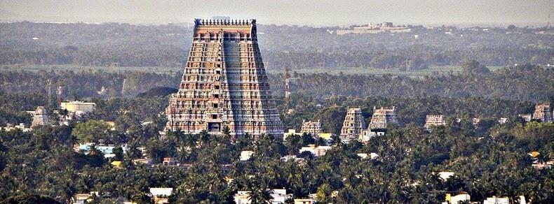 Templul Srirangam