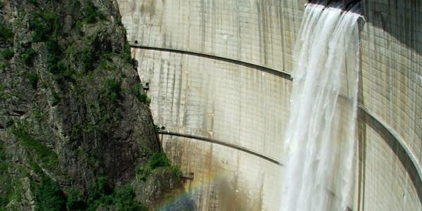 Hidrocentrala Vidraru de pe Argeş, un proiect 100% românesc