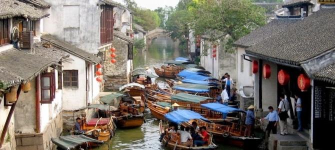 Zhouzhuang, oraşul de apă