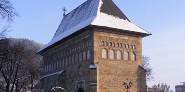 BACĂU: Biserica unei prietenii ucise