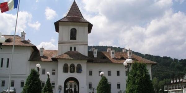 BRAŞOV: Mănăstirea Brâncoveanu de la Sâmbăta de Sus