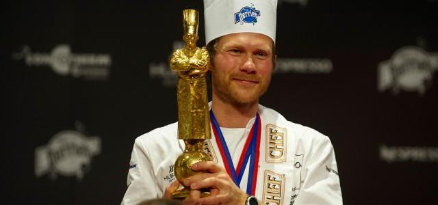 Rasmus Kofoed – singurul chef care a câştigat aurul, argintul şi bronzul la Bocuse d'Or