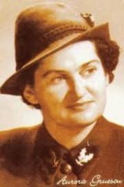Aurora Gruescu: Prima femeie inginer silvicultor din lume
