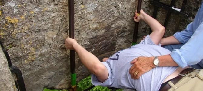 Sărută Piatra Blarney