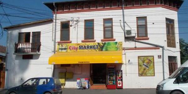 Cârciuma lui Caragiale din Buzău a ajuns un… City Market