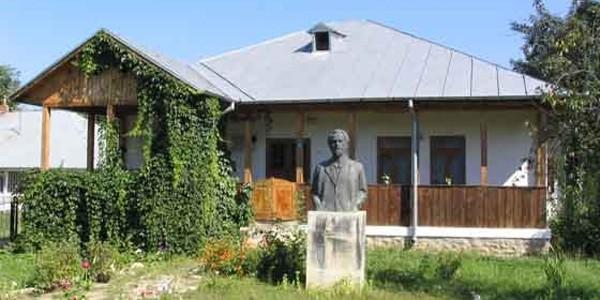 BUZĂU: Casa memorială a lui Vasile Voiculescu