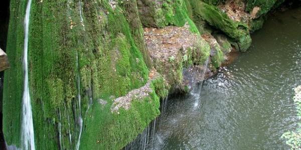 CARAŞ-SEVERIN: Cascada Bigăr