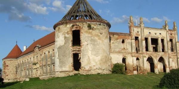 CLUJ: Castelul Banffy, Versailles-ul Transilvaniei