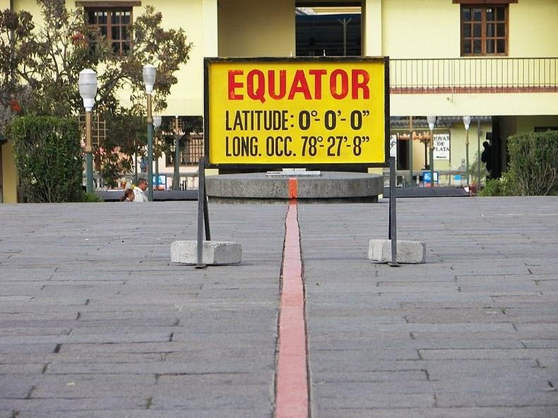 Ecuatorul din Ecuador