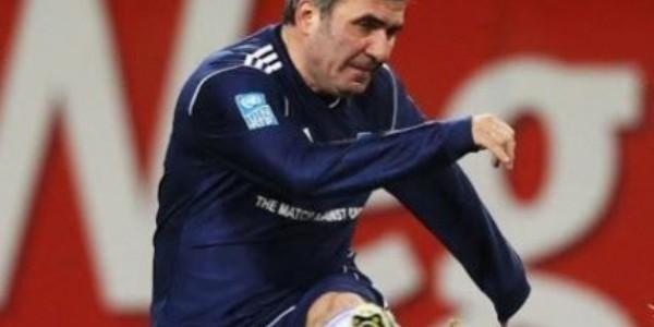 Azi e ziua lui Gheorghe Hagi, regele fotbalului românesc