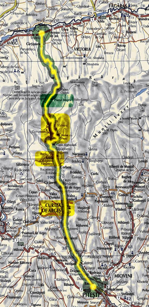 Harta_Transfagarasan