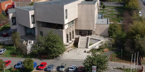 CARAŞ-SEVERIN: Muzeul Banatului Montan, varianta reşiţeană a Muzeului Guggenheim