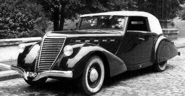 Renault Suprastella