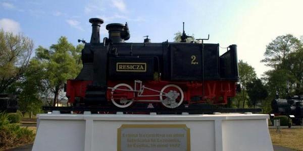 CARAŞ-SEVERIN: Muzeul de Locomotive cu Abur din Reşiţa